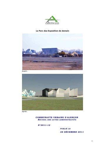 N°2011-12 28 DÉCEMBRE 2011
