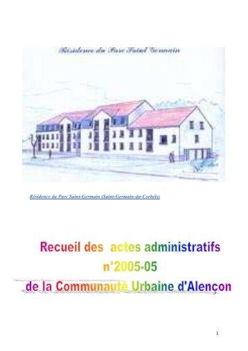 Résidence du Parc Saint-Germain (Saint-Germain-du-Corbéis) 1