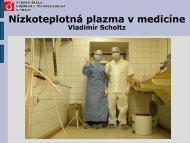 Nízkoteplotná plazma v medicíne