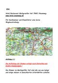 ca. 250 km Spritztour durch Vogesen u. Schwarzwald - Seite 2