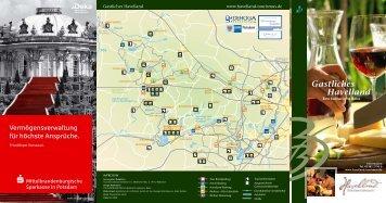 Gastliches Havelland - Stadt Rathenow