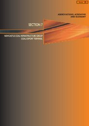 SECTION 7 - Newcastle Coal Infrastructure Group