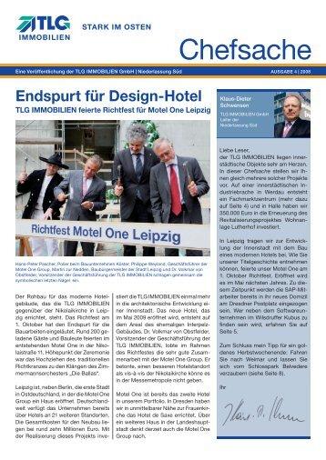 Chefsache - TLG Immobilien GmbH