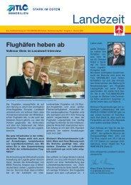 20.01.2007 kohlrabizirkus leipzig - TLG Immobilien GmbH