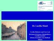 Dr Lucilla Monti