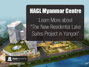 Yangon Real Estate Market – HAGL Residential Properties
