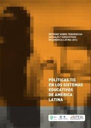 INFORME SOBRE TENDENCIAS SOCIALES Y EDUCATIVAS EN AMÉRICA LATINA 2014