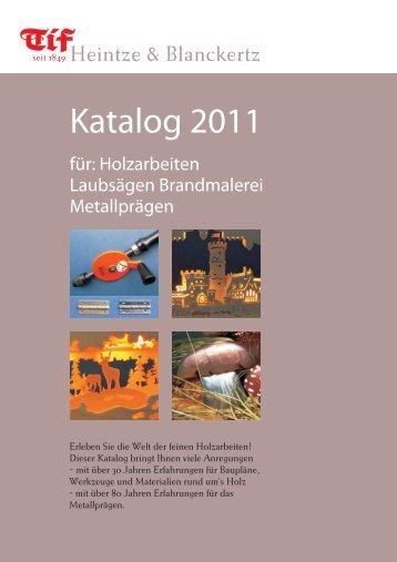 Katalog 2011 - Tif