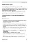 Schnurloses DECT-Telefon mit Anrufbeantworter - TKR - Seite 7