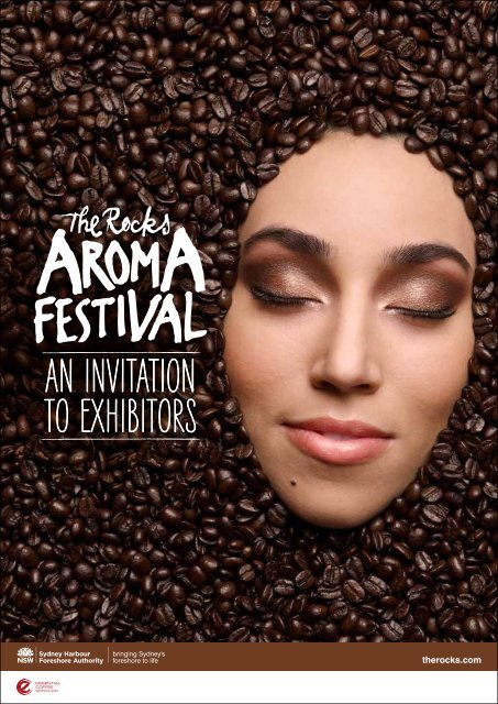 AN INVITATION TO Exhibitors