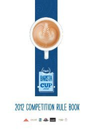 2012 competition rule book