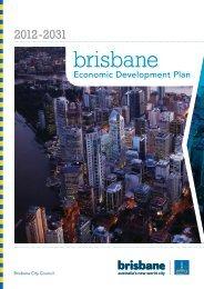 Economic Development Plan - Brisbane City Council