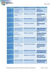 Data Settore Luogo Fiera 03 - 06 January, 2014 Educational ...