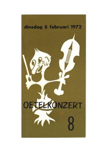 8e Oetelkonzèrt 1972