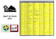 Neue Angebote - TG Bad Waldsee 1848 eV