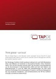 Semikron (Systems- und Service Management) - TAP.DE Desktop ...