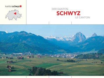 Panorama [PDF, 781 KB] - Kanton Schwyz