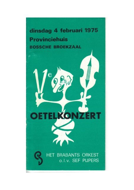 11e Oetelkonzert 1975