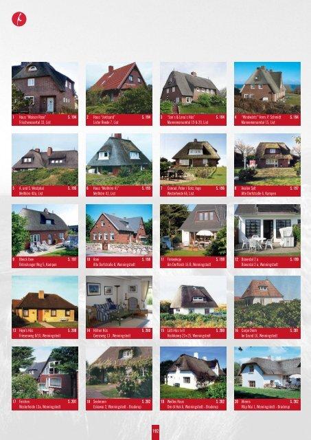 """1 Haus """"Maison Rose"""" S. 194 Frischwassertal 33, List 2 Haus - Sylt"""