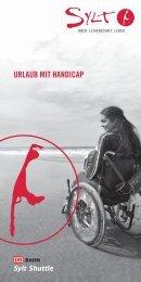 URLAUB MIT HANDICAP - Sylt