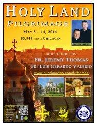 fr. jeremy thomas fr. luis gerardo valerio