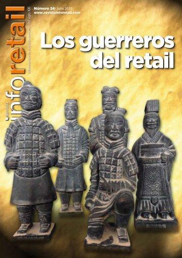 Los guerreros del retail