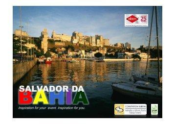 Salvador para Eventos ING - eibtm