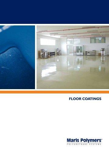 FLOOR COATINGS - Maris Polymers