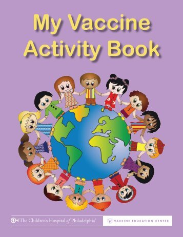 My Vaccine Activity Book