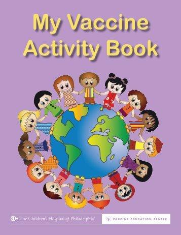 My Vaccine Activity Book