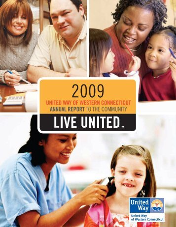 2009 - United Way of Western Connecticut