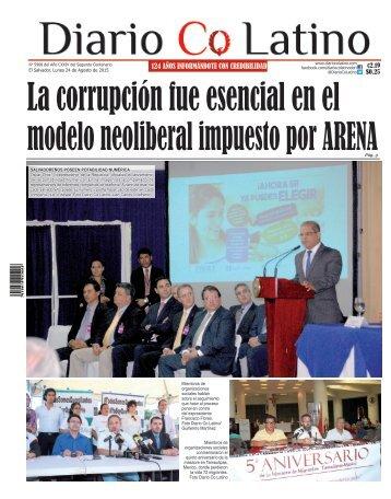 Edición 24 de Agosto de 2015