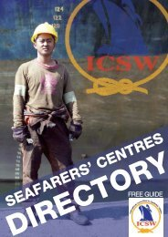 directory seafarers' centres - International Committee on Seafarers ...