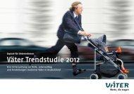 Väter Trendstudie 2012