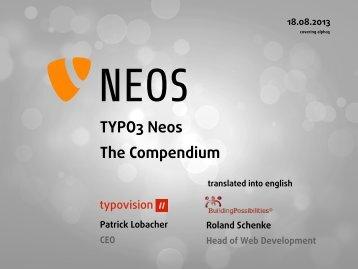 TYPO3 Neos The Compendium