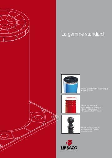 La gamme standard