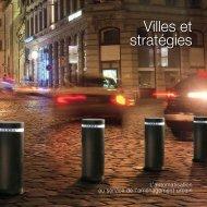 Villes et stratégies