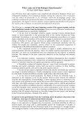 S U R V E Y of current evidence of ecumenism ... - ARGE Oekumene - Page 3