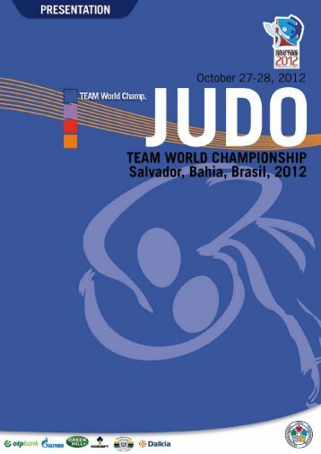 OutlinesTeam WC Salvador 2012 (pdf) - International Judo Federation