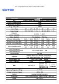 SK Series Pure Sine Wave Inverter User's Manual - Page 6