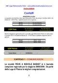UISP Lega Pallacanestro Prato - www.pallacanestrouisptoscana ... - Page 2