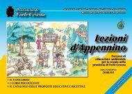 Lezioni d'Appennino - Ufficio Scolastico Regionale per l'Abruzzo