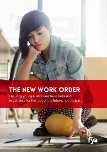 The new work order