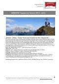Geführte Wanderungen Alpinschule - Biberwier - Seite 2