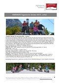 Geführte Wanderungen Alpinschule - Biberwier - Seite 3