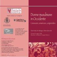 Programma - Fondazione Famiglia Materna