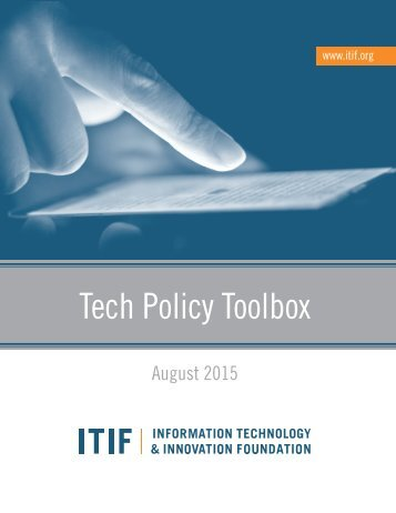 Tech Policy Toolbox