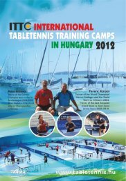 mm - International Table-Tennis Training Camps