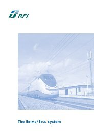 The ERTMS/ETCS system