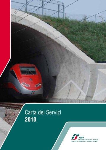 Carta dei Servizi 2010